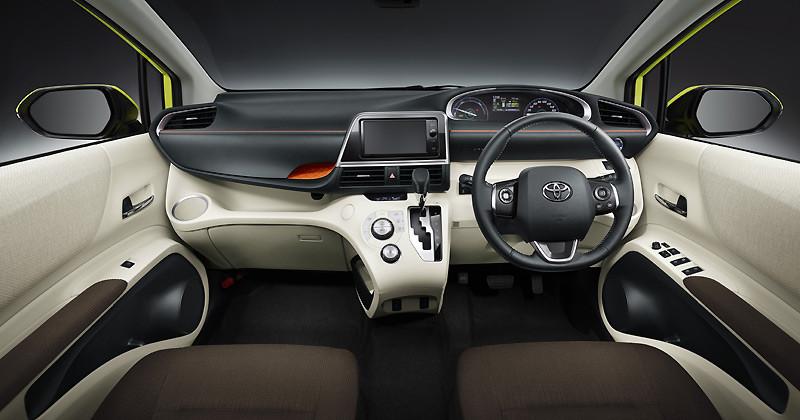 上市前全都露!《Toyota Sienta》國產新車規格諸元一手掌握