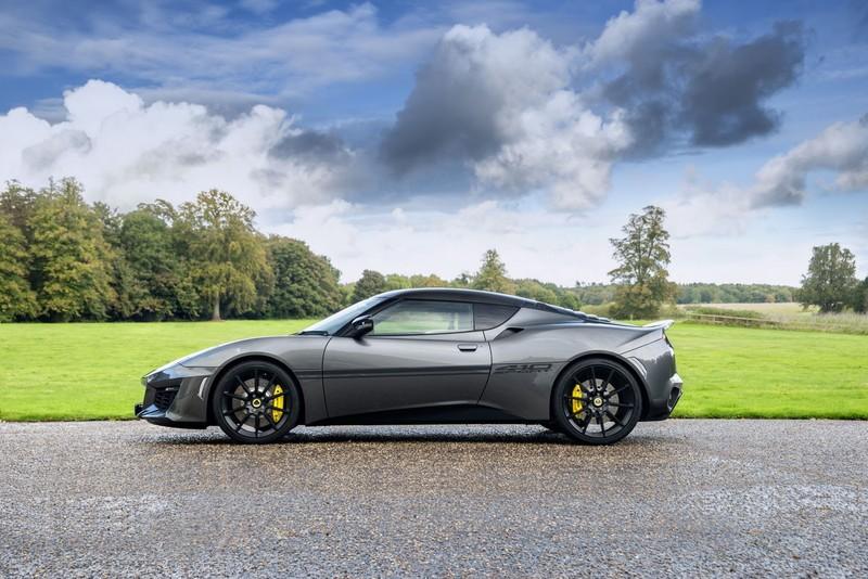 年產150部《Lotus Evora Sport 410》預約2017年夏天進軍北美
