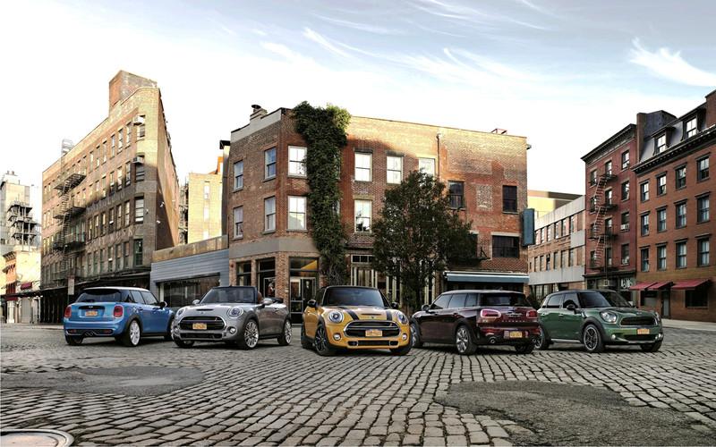 本月入主《Mini Countryman》免費升級頂級配備 全車系再享1年乙式全險含30萬元零件險