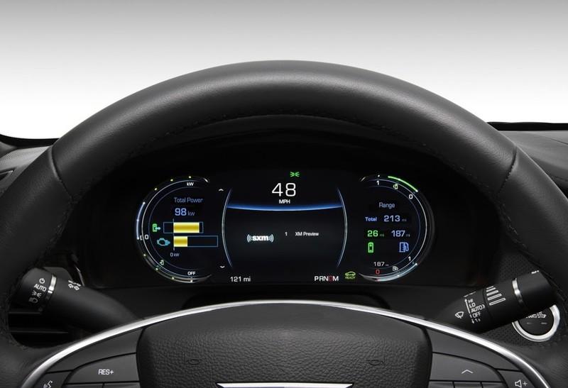 《Cadillac CT6 PHEV》美國市場開賣 335hp馬力平均油耗達27.7km/L