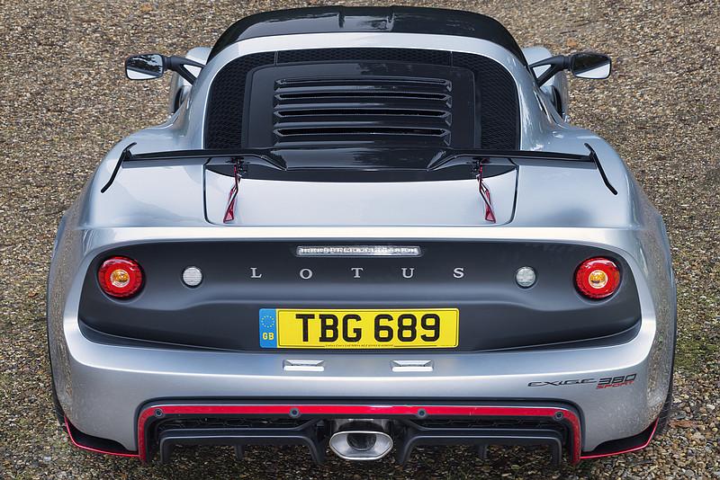 再度突破自身極限 《Lotus》創廠以來最速市售車《Exige Sport 380》更輕更強悍