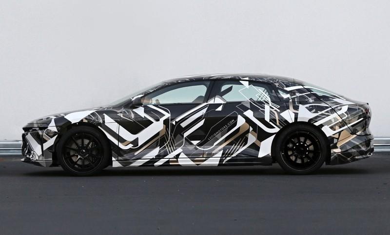 力搏《Tesla Model S》 《Lucid Motors》首款900hp電動車首次曝光