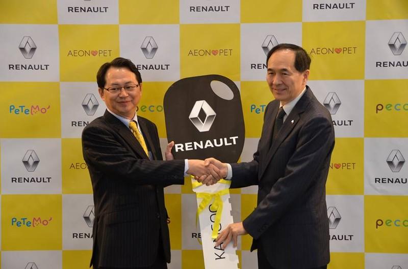 《Renault Kangoo Doctor Car》行動寵物診所日本亮相