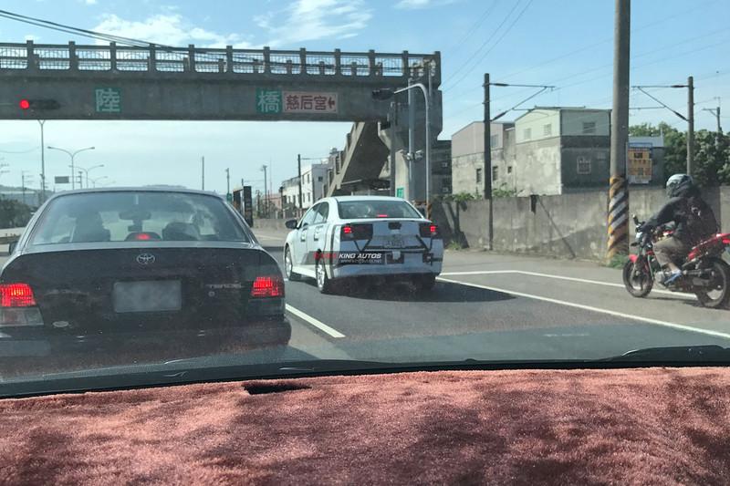 有望2017年發表上市 《Mitsubishi Lancer》改款偽裝測試車現蹤