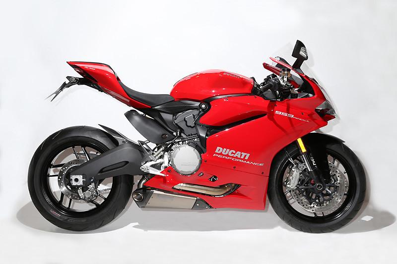 英國騎士專屬 《Ducati Performance 959 Panigale》限量25部