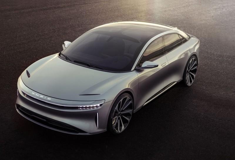 《Tesla Model S》最強對手《Lucid Air》挾1000hp馬力亮相 預告2018量產