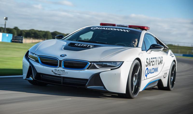 向Formula E Safety Car看齊? 小改款《BMW i8》可望動力小漲續航力大增