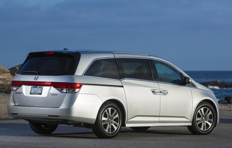 車內第二排座椅可能意外滑動 美規《Honda Odyssey》召回63萬輛檢修