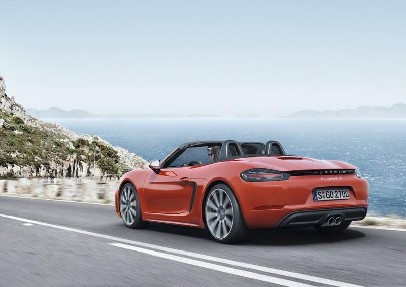 《Porsche 718 Boxster》攜手《Macan》再創品牌銷售佳績