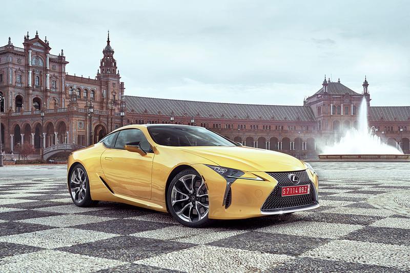 《Lexus LC》北美報價曝光 預計第二季導入臺灣販售
