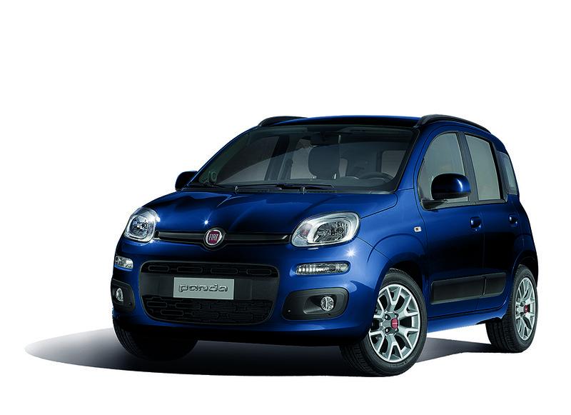 2017年式《Fiat Panda Easy》新車色日本亮麗上身