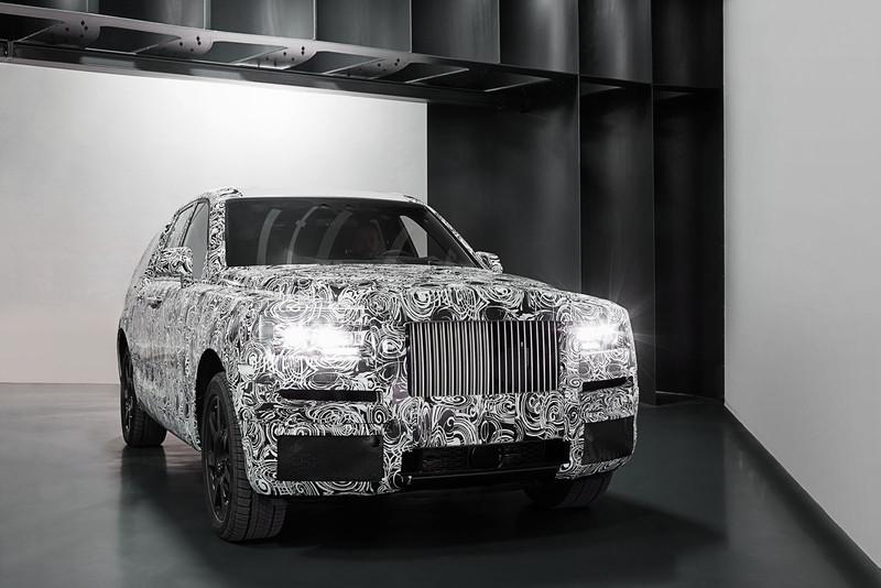 《BMW X7》進入雪地測試階段 可望2018年上市銷售