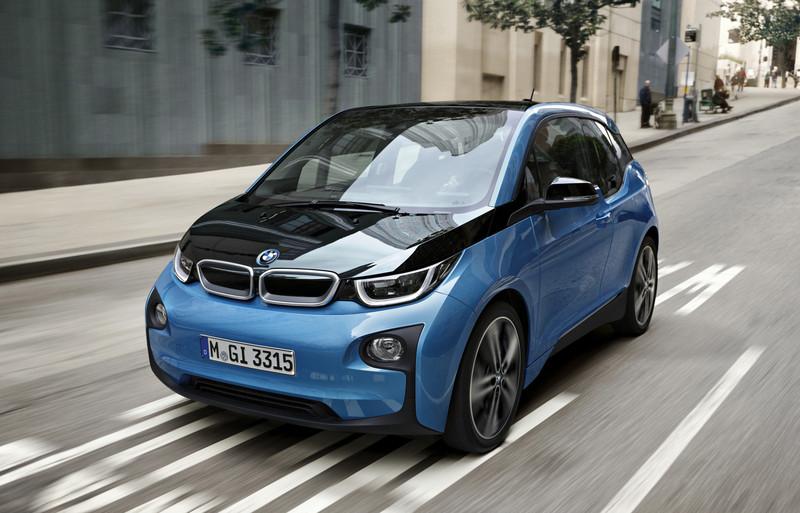 純電版188萬元起 2017年式《BMW i3》全面降價、全台充電站同步擴增