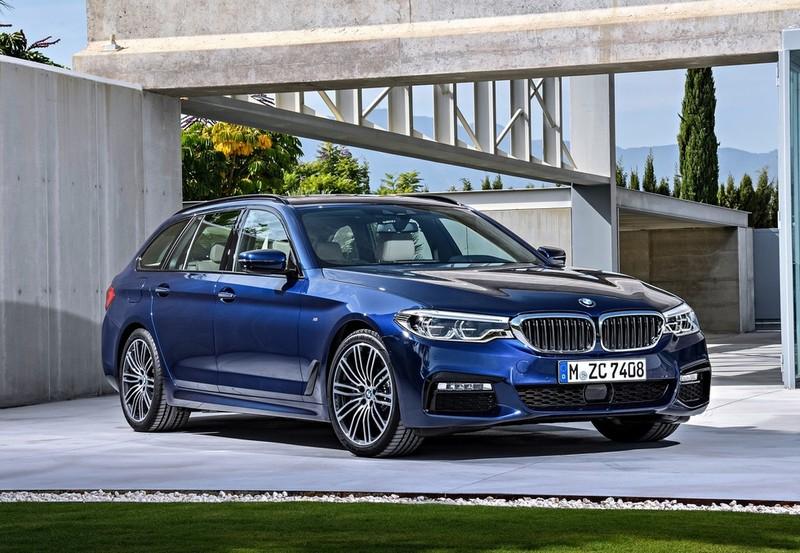 臺灣市場第三季登場 新一代《BMW 5 Series Touring》正式亮相