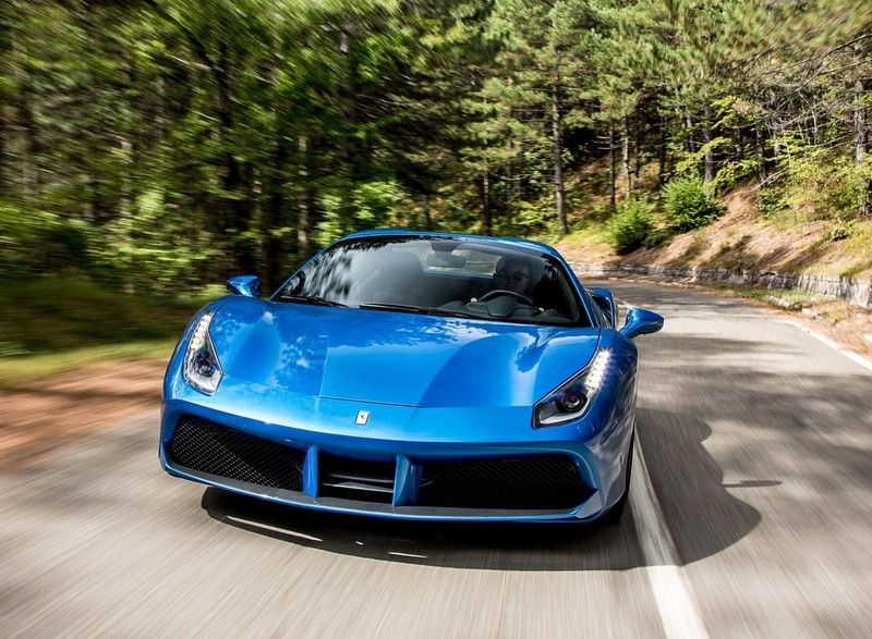 《Ferrari 488》領軍總成長4.5% 《Ferrari》2016年全球新車銷售達8,014輛