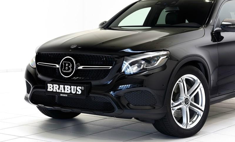 Brabus操刀改造 《Mercedes-Benz GLC / GLC Coupe》同步換裝&強化動力