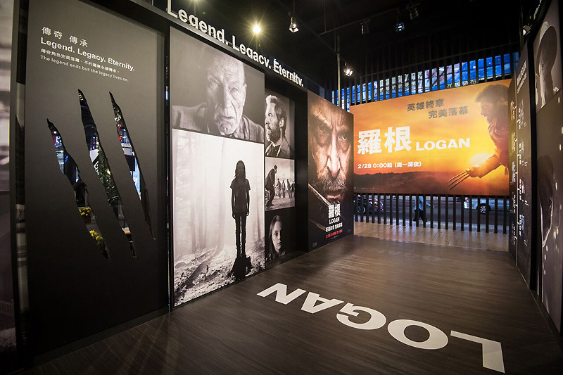 向金鋼狼致敬 《Mercedes-Benz》品牌概念館展開「羅根」電影攝影特展