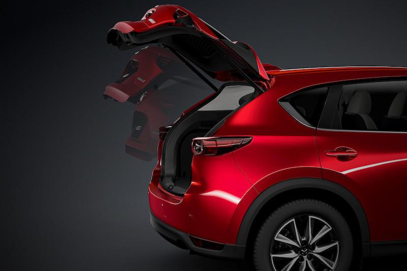 新世代《CX-5》展開接單預計6月交車 臺灣馬自達《Mazda》2017目標年銷1.9萬輛