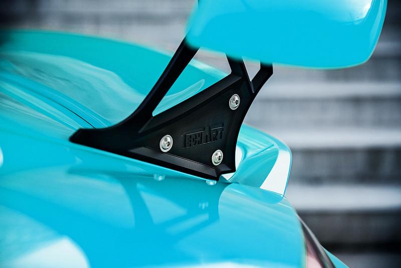 TechArt操刀最新《Porsche 718 Boxster/Cayman》 預告現身2017日內瓦車展