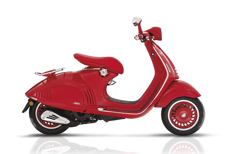 65萬元認購紅色愛心 《(Vespa 946)RED》限量預購即刻展開