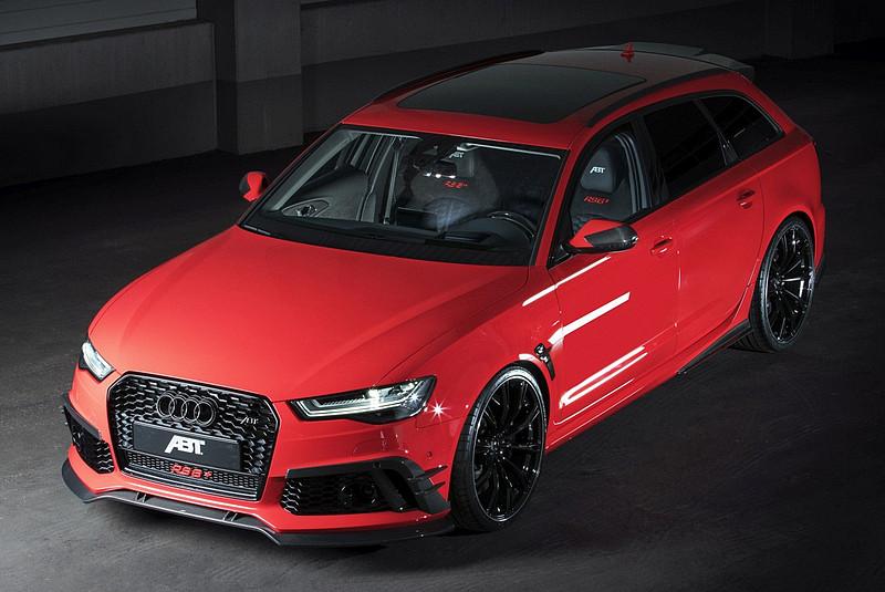超跑等級四環跑旅 《Audi RS6 Avant》化身《ABT RS6+》發力705hp猛爆無比