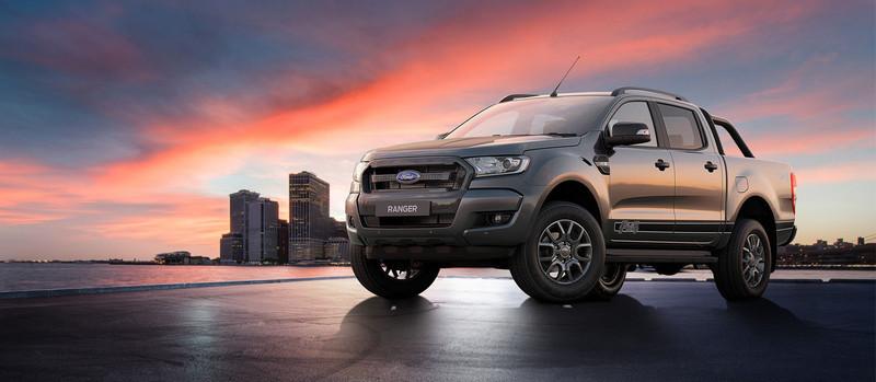 《Ford Ranger FX4 Special Edition》澳洲特仕更有型