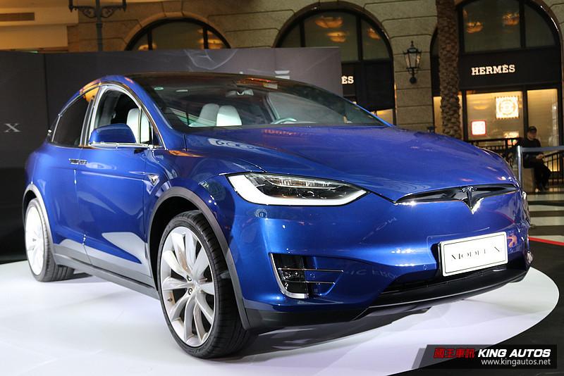 全球加速最快SUV  特斯拉《Tesla Model X》404.3萬起登臺發表