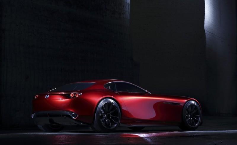 轉子引擎復活有望? 《Mazda》提交全新「油電混合轉子引擎」專利設計