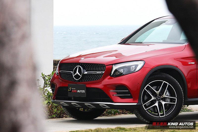 星級快感跨界跑旅─《Mercedes-AMG GLC 43 4MATIC Coupe》性能體驗,導論
