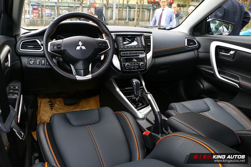 較預售下修2萬元 《Mitsubishi Grand Lancer》69.9萬元起發表上市