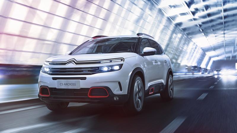 國內尚未確定導入 全球戰略SUV《Citroën C5 Aircross》上海車展正式登場