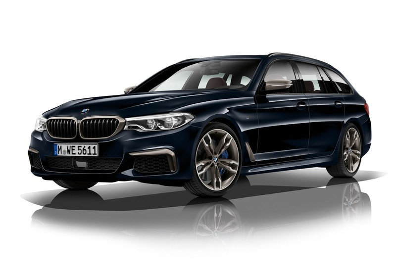 暴力四渦輪增壓柴油引擎上身 新一代《BMW M550d xDrive》加入陣容