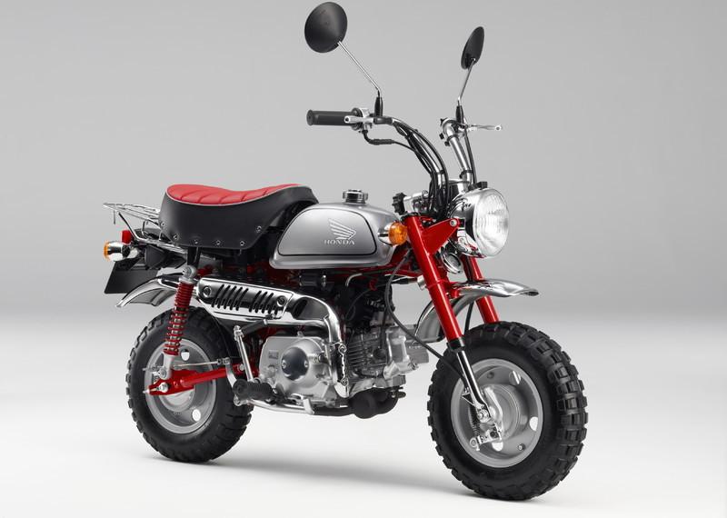 延續街頭玩樂小車經典 《Honda Monkey 125 Concept》越南機車展曝光