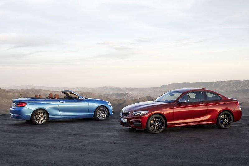小改款《BMW 2 Series》全車系正式亮相 預計第三季進入臺灣市場