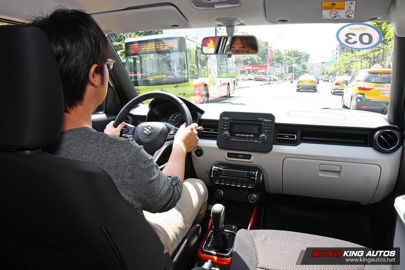 輕巧、輕食但別輕忽實力─《Suzuki Ignis》試駕體驗,動態篇