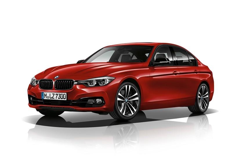 趁著2018年大改款前夕 《BMW 3 Series》再推三款特別版與新車色