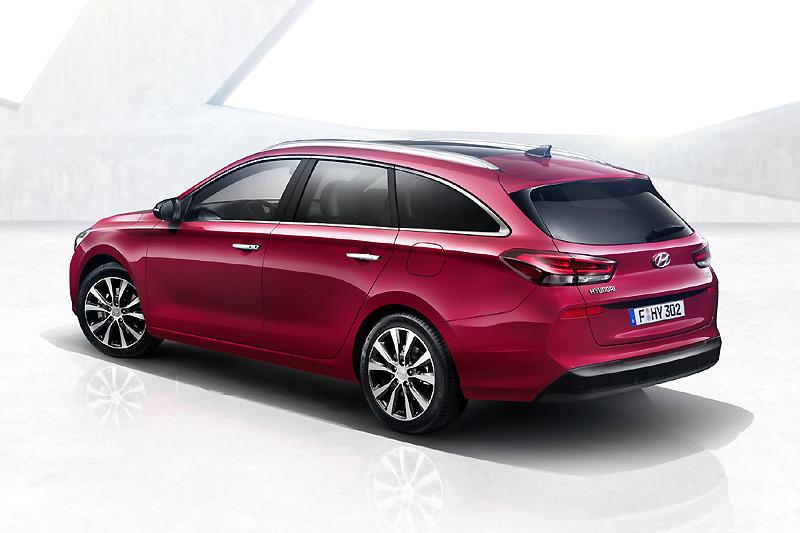 德國市場公佈全新《Hyundai i30 Kombi》五門旅行車售價資訊