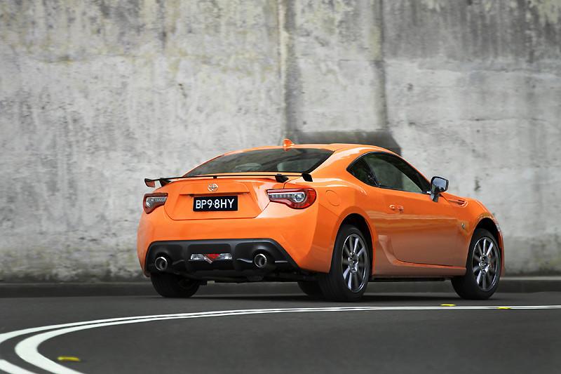 Brembo煞車、Sachs阻尼全數奉上! 限量版《Toyota 86》澳洲配額僅60輛