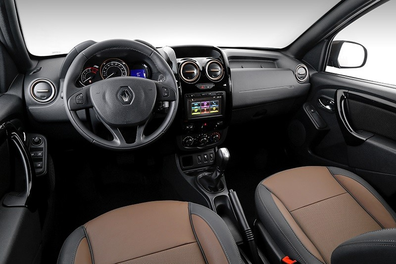 《Renault Duster》巴西市場追加Xtronic CVT變速箱選擇