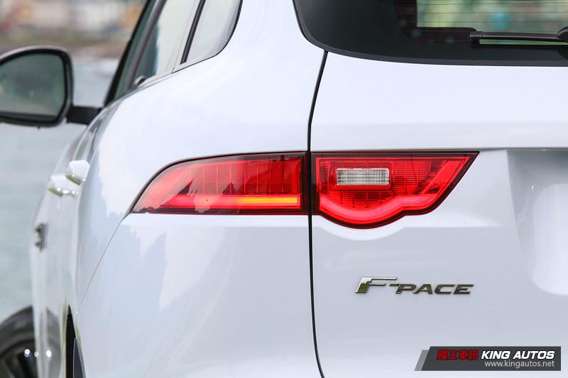 激情放縱─《Jaguar F-Pace S》試駕報導