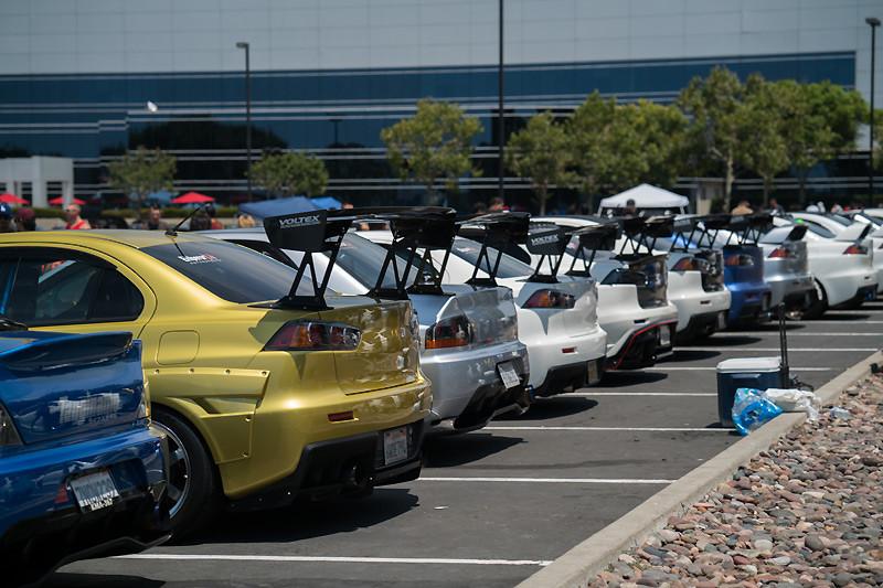 逾4,000人共襄盛舉 美國《Mitsubishi》車主日活動歡慶品牌創社100週年