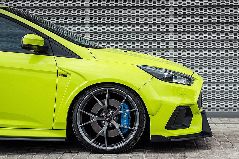 爆龜上身更威猛 SS Tuning改造《Ford Focus RS》釋放440ps強大動力