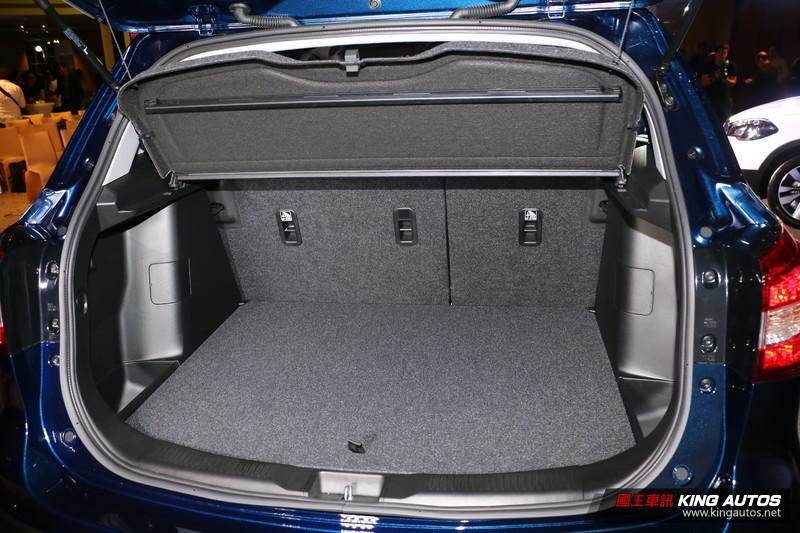 更換1.4L渦輪動力 小改款《Suzuki SX4》單一售價85.8萬元正式發表