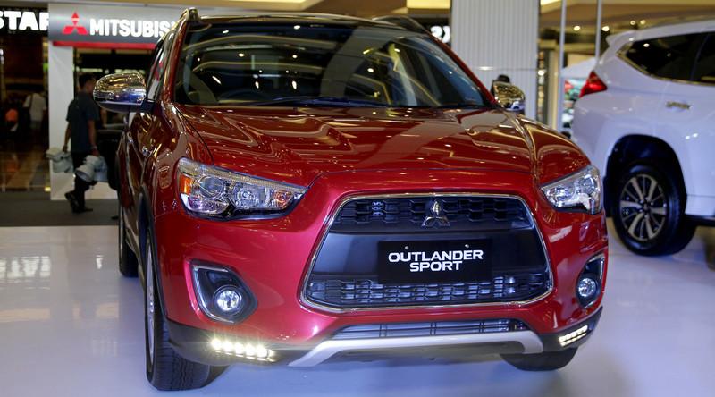 《Mitsubishi Outlander Sport Action》印尼市場加料發表