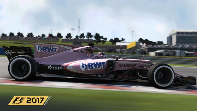 F1™ 2017為創造歷史而生 最新車輛陣容以及經典賽車揭露