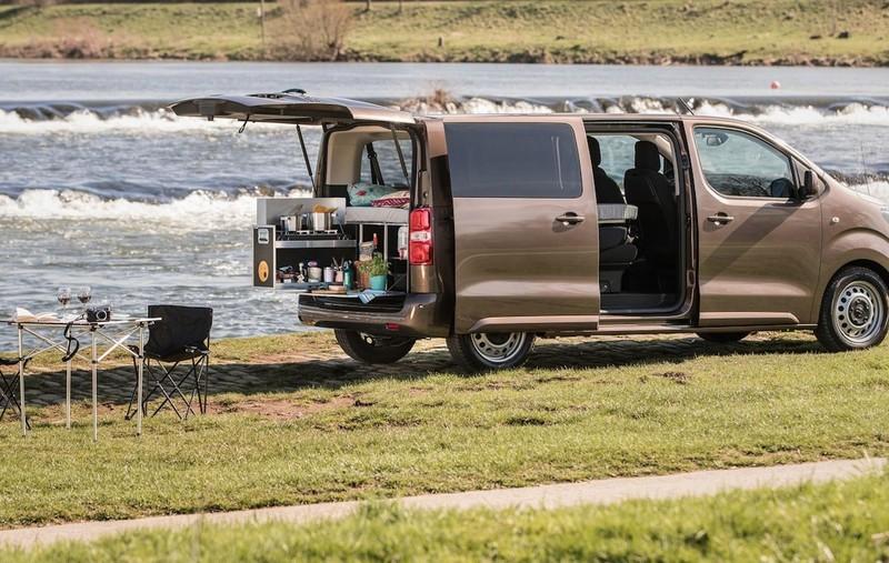 輕鬆帶全家去露營 《Toyota Proace Camper》露營野活套件升級