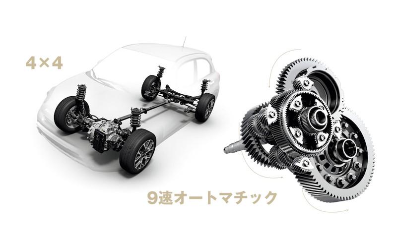 《Fiat 500X Lounge》日本限量混搭特仕新登場
