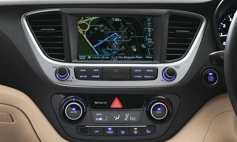 五代目《Hyundai Verna》印度市場正式發表