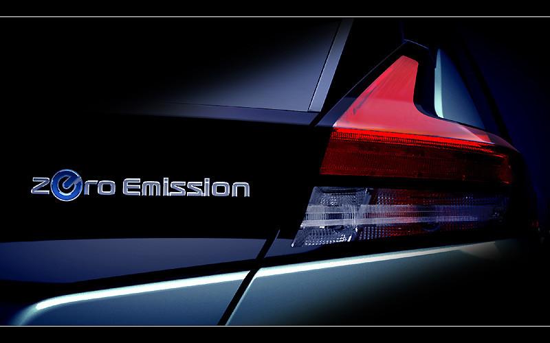 9月6日首演前再釋預告 第二代《Nissan Leaf》將驚豔車迷感官