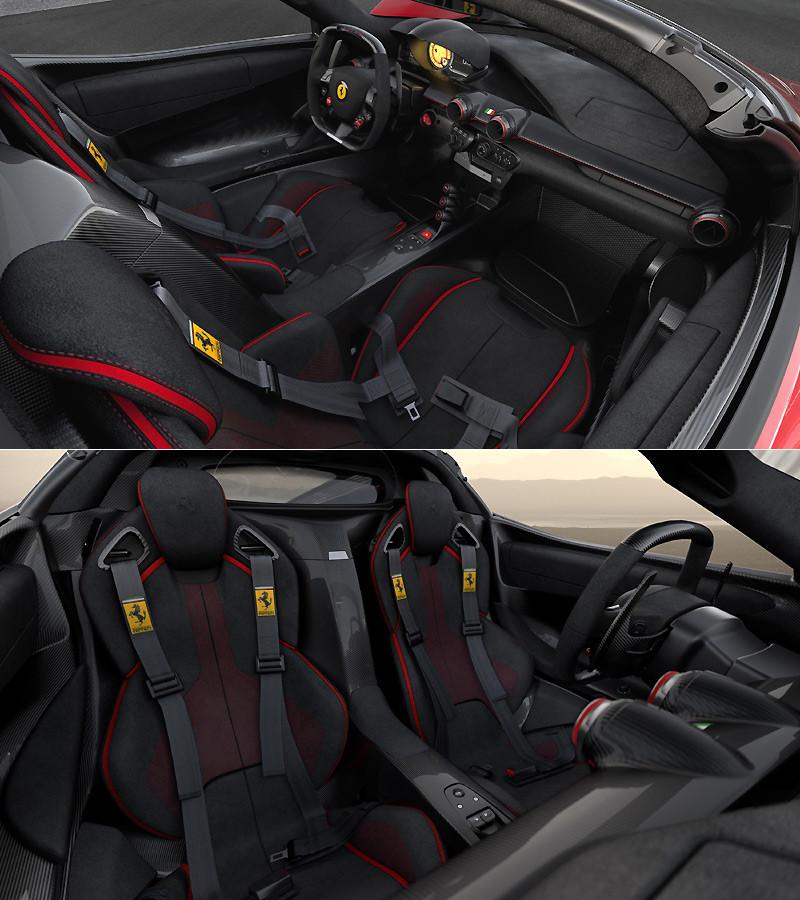 為全球兒童盡一份心力 第210輛《Ferrari LaFerrari Aperta》即將進行拍賣